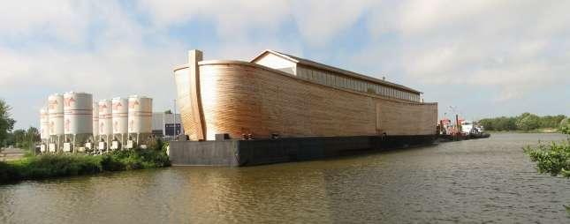 Réplica da arca de Noé
