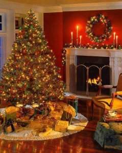 Feliz Natal em sua casa!