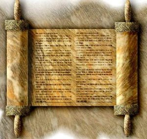 rolo de pergaminho, livros antigos