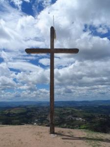 Olhar para a cruz