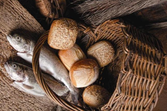 peixe pão