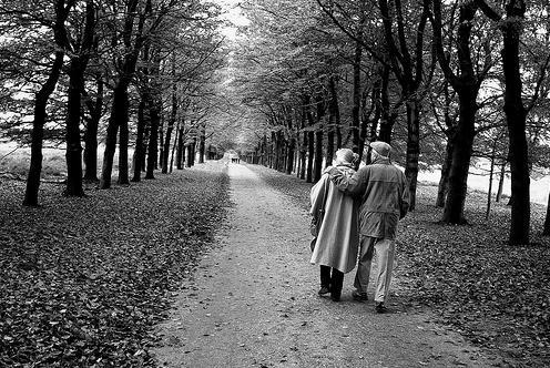 andar juntos